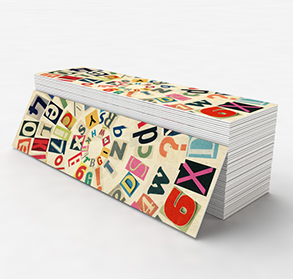 Bookmarks Printing London UK